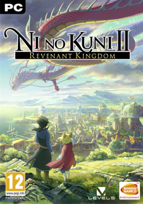 Ni No Kuni II Steam Key cover