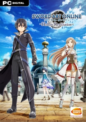 Sword Art Online: Hollow Realization Deluxe Edition  Steam Key cover
