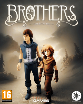 Brothers - A Tale of Two Sons Steam Key cover