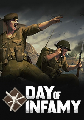 Day of Infamy Steam Key cover