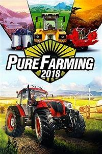 Pure Farming 2018 PC Digital cover