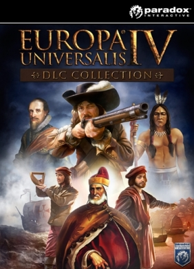 Europa Universalis IV: Collection Steam Key cover