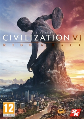Sid Meier's Civilization® VI: Rise and Fall Steam Key cover