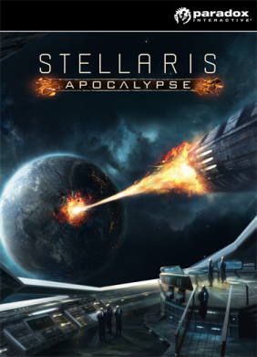 Stellaris: Apocalypse Steam Key cover