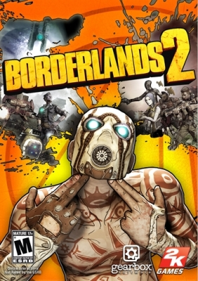 Borderlands 2 Steam Key cover