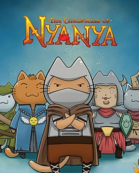 The Chronicles of Nyanya PC Digital cover