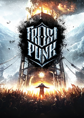Frostpunk Steam Key cover