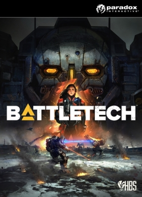 BATTLETECH Steam Key cover