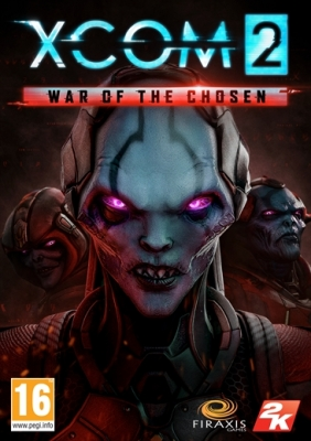 XCOM 2: War of the Chosen Steam Key cover