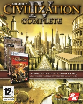 Sid Meier's Civilization IV - Complete Edition Steam Key cover