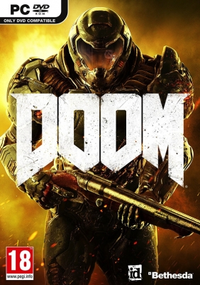 DOOM (2016) Steam Key cover