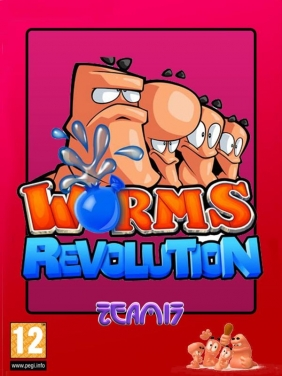 Worms Revolution Steam Key cover