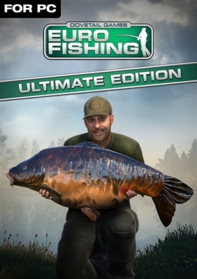Euro Fishing: Ultimate Edition Steam Key cover
