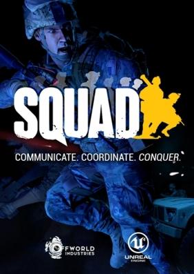 Squad Steam Key cover
