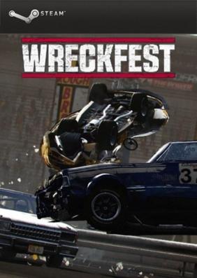 Wreckfest Steam Key cover