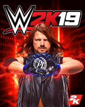 WWE 2K19  Steam Key cover