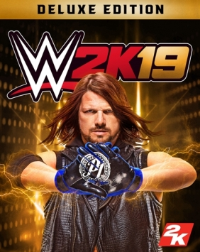 WWE 2K19 Digital Deluxe Edition Steam Key cover