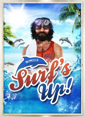 Tropico 5 - Surfs Up! Steam Key cover