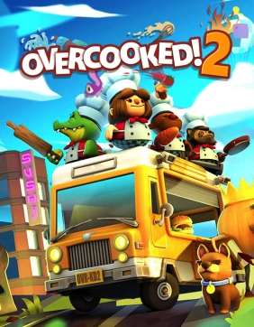 Overcooked! 2  Steam Key cover