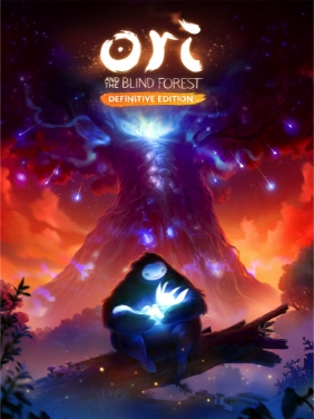 Ori and the Blind Forest: Definitive Edition PC Digital cover