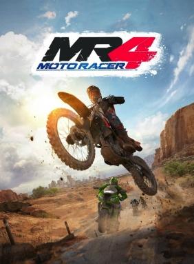 Moto Racer 4 Steam Key cover