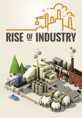 Rise of Industry Steam Key cover