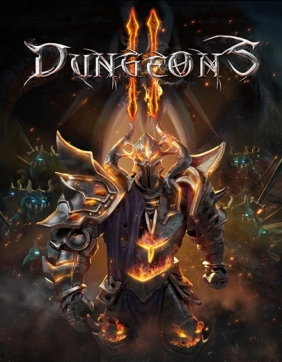 Dungeons 2 Steam Key cover