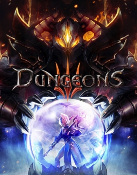 Dungeons 3 Steam Key cover