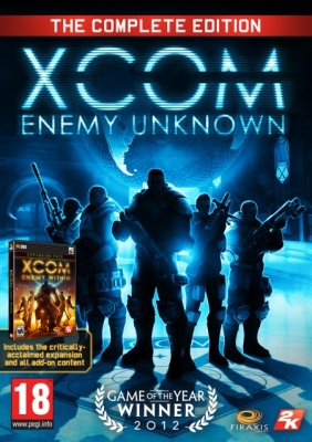 XCOM: Enemy Unknown - The Complete Edition Steam Key cover
