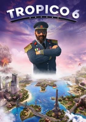 Tropico 6 Steam Key cover