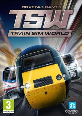 Train Sim World® Steam Key cover