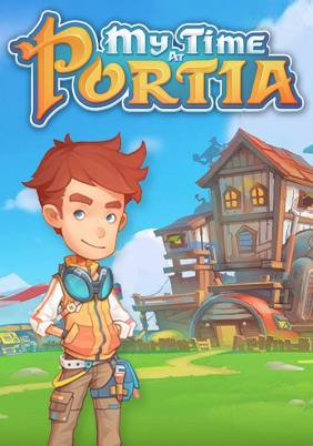 My Time at Portia Steam Key cover