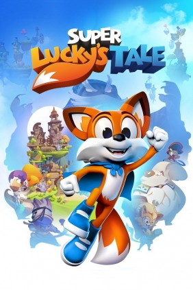 Super Lucky's Tale Steam Key cover