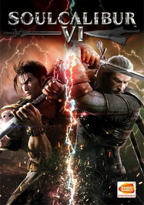 SOULCALIBUR VI Steam key cover