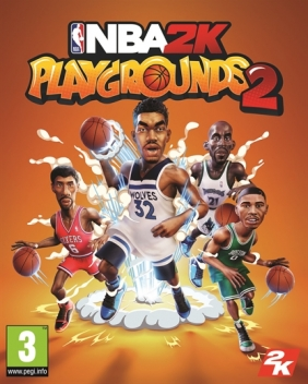 NBA 2K Playgrounds 2 Steam Key cover