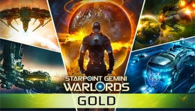 STARPOINT GEMINI WARLORDS GOLD PACK Steam Key cover