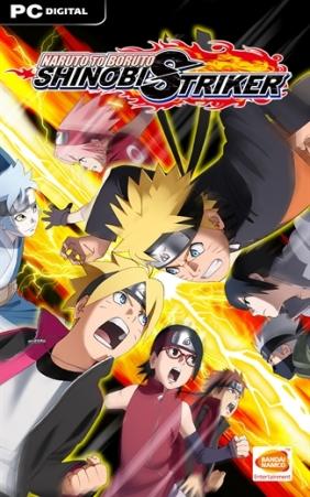 Naruto to Boruto: Shinobi Striker Season Pass Steam Key cover