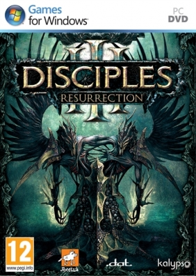Disciples III: Resurrection PC Digital cover