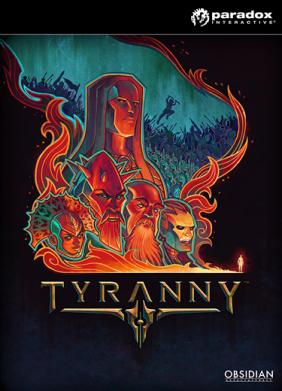 Tyranny - Stadard Edition Steam Key cover