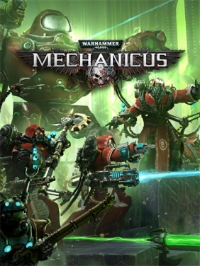Warhammer 40,000: Mechanicus Steam Key cover