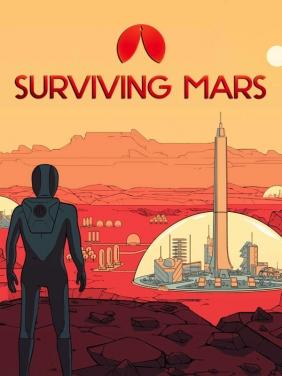 Surviving Mars PC Digital cover