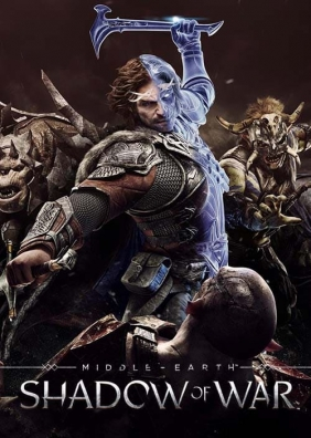 Middle Earth: Shadow of War Steam Key cover