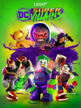 LEGO® DC Super-Villains Steam Key cover