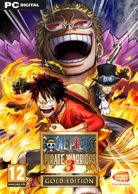 One Piece : Pirate Warriors 3 - Gold Edition Steam Key cover