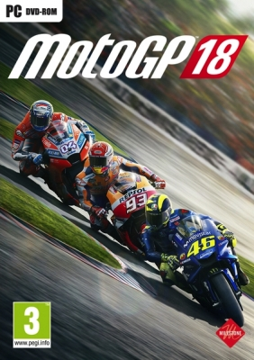 MotoGP 18 Steam Key cover