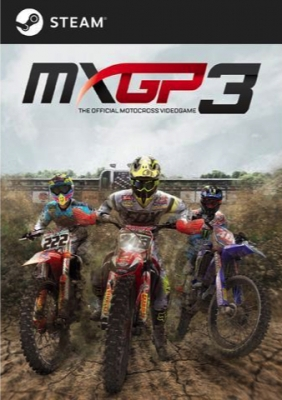 MXGP3 - The Official Motocross Videogame Steam Key cover