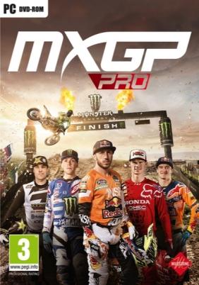MXGP PRO Steam Key cover