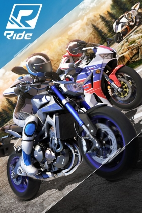 RIDE Steam Key cover