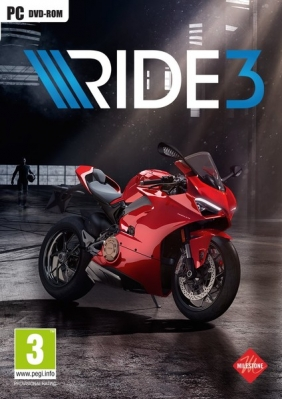 RIDE 3 Steam Key cover