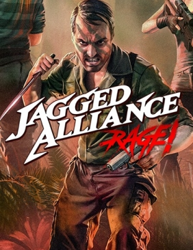 Jagged Alliance: Rage! Steam Key cover